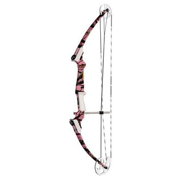Gen Bow RH Pink Camo,Bow Only