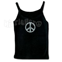 Peace Sign Tank Top @ HippieHero.com