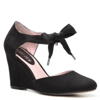 Chelsea Crew Cutie Wedge Pump
