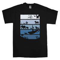 Into the Wild For T-Shirt Unisex Adults size S-2XL
