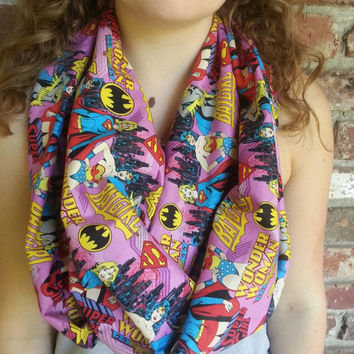 Super women scarf