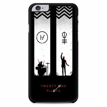 Twenty One Pilots Josh Dun Tyler Joseph iPhone 6 Plus / 6S Plus Case