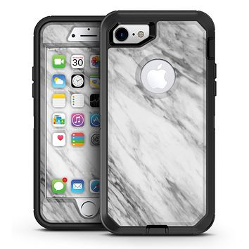 Slate Marble Surface V11 - iPhone 7 or 7 Plus OtterBox Defender Case Skin Decal Kit