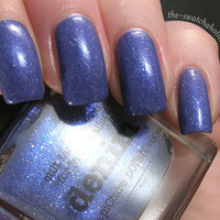piCture pOlish Denim and Sparkle nail polishes Swatches and Review   The Swatchaholic . a blog about nail polish and makeup