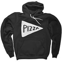 Unisex Pizza Party Hooded Sweatshirt