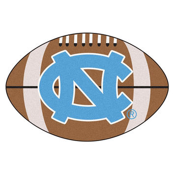 UNC - Chapel Hill NCAA Football Floor Mat (22x35) NC Logo