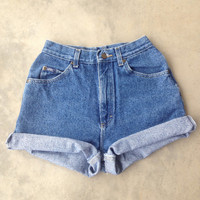 Plain-Jane High-Waisted Shorts (Made to Order)