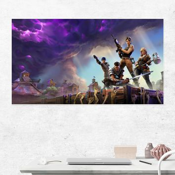 Fortnite Battle Royale Poster Print #P1008