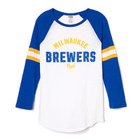 Milwaukee Brewers Baseball Tee - PINK - Victoria's Secret