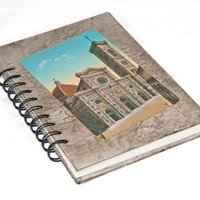 Wire Bound Spiral Bound Journal - Ready to Ship -