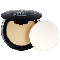 NYX Stay Matte But Not Flat Powder Foundation - Nude - #SMP02