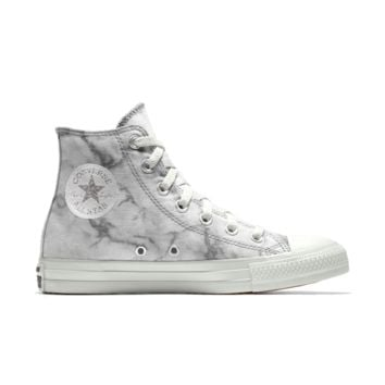c898f6409ed439 The Converse Custom Chuck Taylor All Star Marble High Top Shoe.