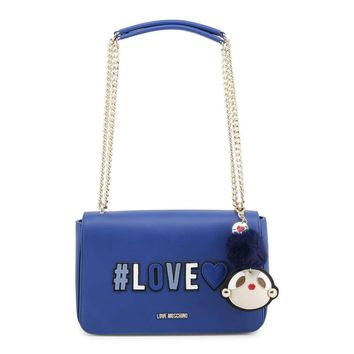 Love Moschino Jc4068Pp16Lk Women Blue Shoulder bags