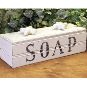 Whitewash Soap Box