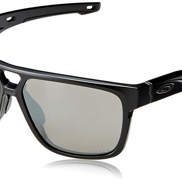 Oakley Men's Crossrange Patch PRIZM Sunglasses