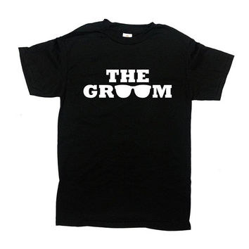 Groom Shirt Bachelor Party Shirt Wedding T Shirt Groom Gifts From Bride Bachelor Shirts For Guys Groom To Be Groom Outfit Mens Tee - SA1118