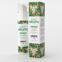 Mint Mojito Warming Gourmet Massage Oil