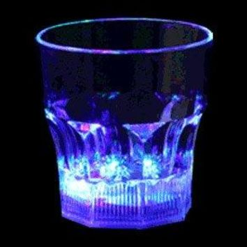 Fun Central (AT680) LED 2oz Color Morphing Shot Glass