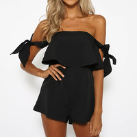 Tahki Playsuit - Black