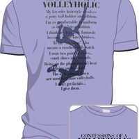 Midwest Volleyball Warehouse - Volleyholic T-Shirt