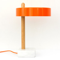 I liked this design on #Fab. Stick Lamp Orange