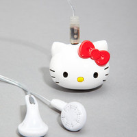 Hello Kitty MP3 Player | HK 2GB MP3 Player | fredflare.com