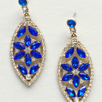 Grand Sapphire Earrings