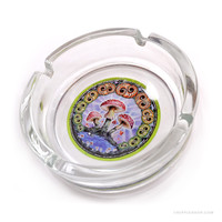Psychedelic Mushroom Ashtray on Sale for $5.99 at The Hippie Shop