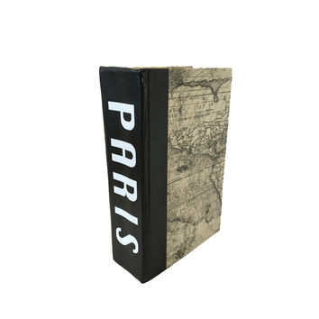 Paris Decorative Book