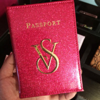 Victoria's secret Passport packages Documents package Passport holder
