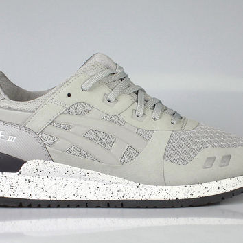 Asics Men's Gel Lyte III 3 NS Mesh Pack - Light Grey