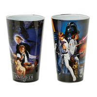 Star Wars Pint Glasses Set