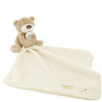 Infant Reassure Towel Newborn Towel Bear Blankie Development Baby Toys Newborn Appease Towel Educational Plush Toy X'mas Gifts