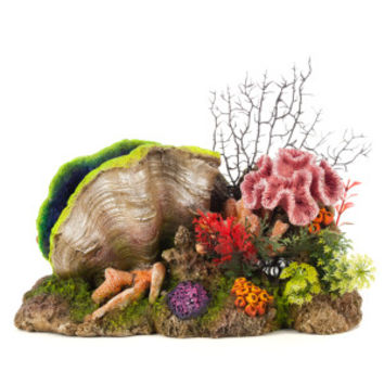 National Geographic™ Coral Bubbler Aquarium Ornament | Ornaments | PetSmart