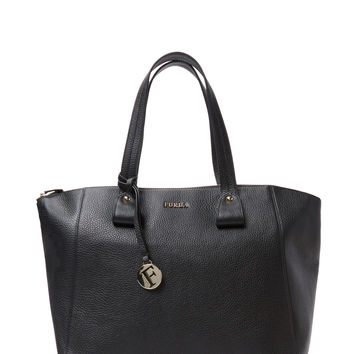 Furla Women's Tallin Large Tote - Black
