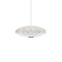 Nelson Bubble Lamp Criss Cross Saucer Pendant