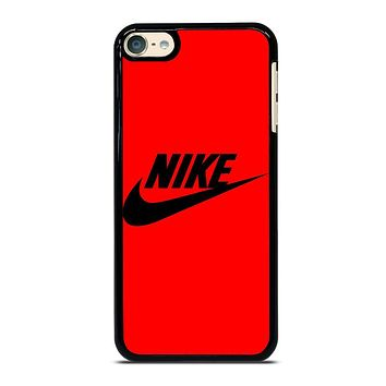 ELEGANT NIKE RED iPod 4 5 6 Case