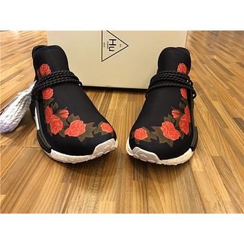 Adidas N M D black red Basketball Shoes 40-47