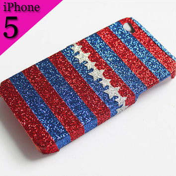 Patriotic iPhone 5 Case