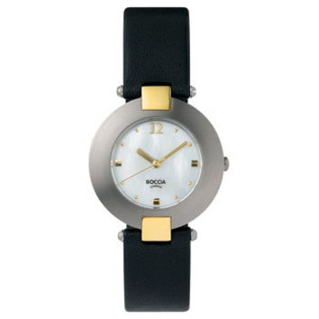 364-16 Ladies Boccia Titanium Watch