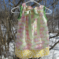 Clearance - Spring Colors Party Dress, Spring, Summer - Suggested Size 2 - 4