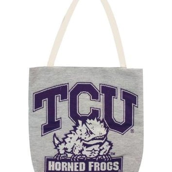 Tote Bag - Tcu Horned Frogs