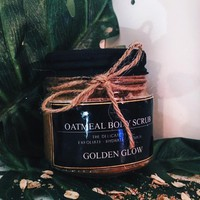 Golden Glow | Shimmering Body Scrub