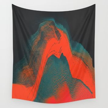 Idiosyncrasy Wall Tapestry by DuckyB