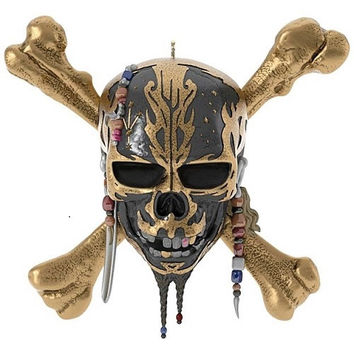 Pirates of the Caribbean Dead Men Tell No Tales Musical Ornament