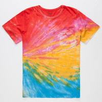 MOWGLI SURF Peace Out Mens T-Shirt | Pocket Tees