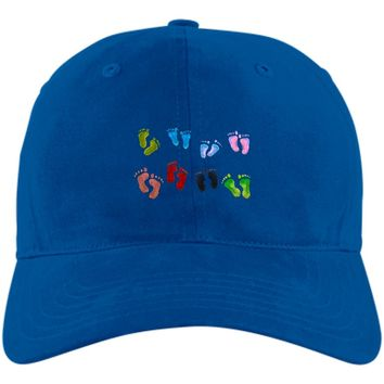 Super MOM Adidas Baby Footprint Cap