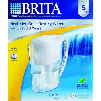 Brita Pitcher - Slim - 1 Pitcher