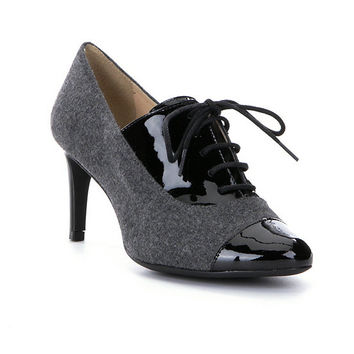 Alex Marie Tryina Oxford Pumps | Dillards