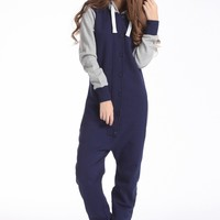 Baseball fleece romper nordic way one  jumpsuit adult Onesuits unisex playsuit